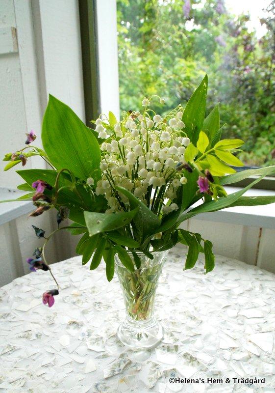 Blommor till mor